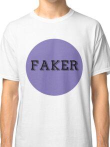 FakerBlueCircle Classic T-Shirt
