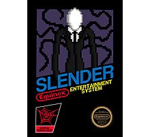 Slender EES Photographic Print