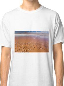 Flamingo Flock Classic T-Shirt