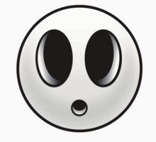 Shy Guy Mask by Glacharity