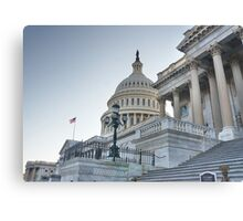 Powerful Capital Canvas Print