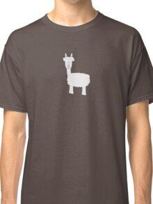 White Alpaca Classic T-Shirt