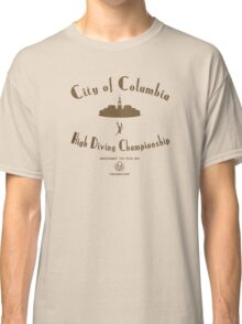 Columbia High Diving Championship Classic T-Shirt