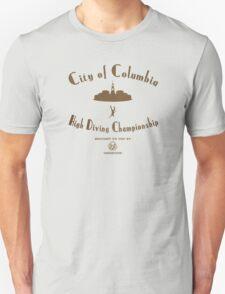Columbia High Diving Championship Unisex T-Shirt