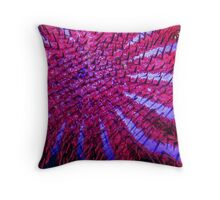 Nature's Pincushion Throw Pillow