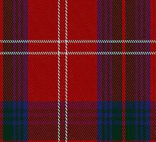 01984 Chisholm of Strathglass Clan/Family Tartan Fabric Print Iphone Case by Detnecs2013