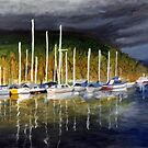 Deep Cove by Glenn Browning