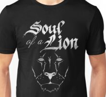 Soul of a Lion Unisex T-Shirt