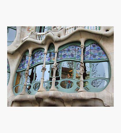 The sentiment of Casa dels ossos Photographic Print