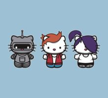 Futurama Kats by HiKat