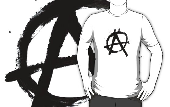 Anarchy Punk by zoeandsons