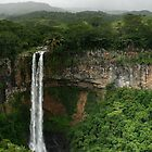 Chamarel Falls, Mauritius by Matthew Walters