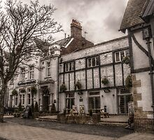 Lambton Arms Hotel by Andrew Pounder