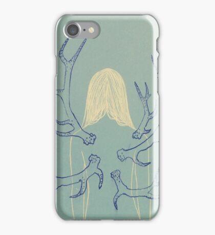 Mint Metamorphosis iPhone Case/Skin