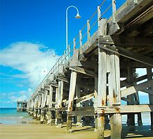 Coffs Harbour Jetty by Penny Smith