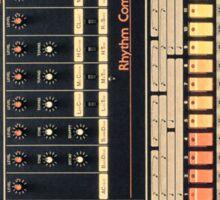TR-808 Gear Sticker