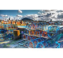 North Berwick Harbour Photographic Print