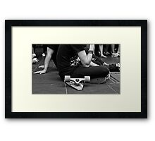 It's how I roll . . . Framed Print