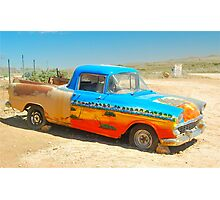Unusual Ute Photographic Print
