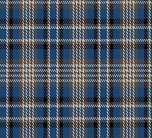 01998 City of Pointe-Claire District Tartan Fabric Print Iphone Case by Detnecs2013