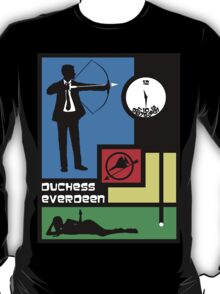 The Archer Games T-Shirt