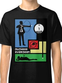 The Archer Games Classic T-Shirt