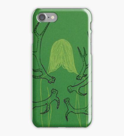 Green Metamorphosis iPhone Case/Skin