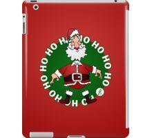Santa Claus: Ho Ho Ho iPad Case/Skin
