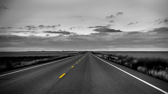 Long Road Ahead by Casey Peel