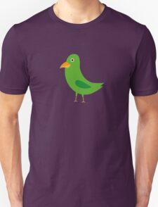 Green bird T-Shirt