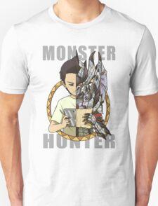 Monster Hunter Life (Silver Variant) T-Shirt