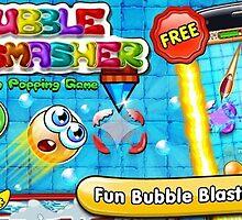 Bubble Smasher - Bubble Blasting Game by johnmorris8755