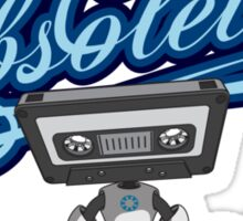 Obsolete Sticker