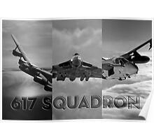 Dambusters Legend Poster