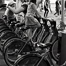 Spin class, CBD style! by Ell-on-Wheels