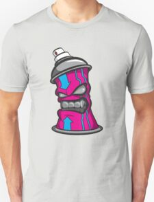 The Usual Utensils - Spray T-Shirt