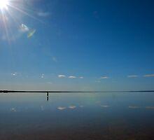 Walk On Water by pictureit