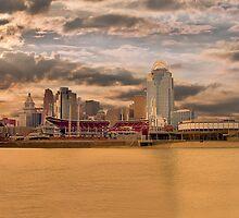 THE QUEEN CITY CINCINNATI by Randy Branham