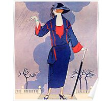 Women's Fashion Poster