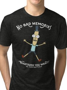 No Bad Memories Tri-blend T-Shirt