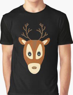 Brown Deer Graphic T-Shirt