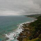 Stormy Coast by pictureit