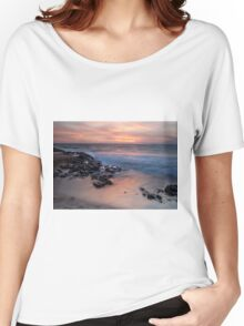 Hungry Hollow at Sunset Women's Relaxed Fit T-Shirt