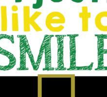 Smilings My Favorite - Buddy the Elf Sticker