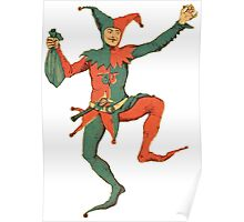 Court Jester Poster