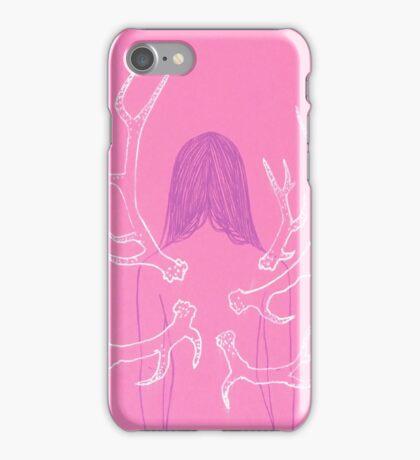 Pink Metamorphosis iPhone Case/Skin