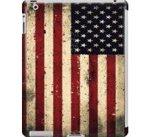 Retro USA Flag iPad Case/Skin