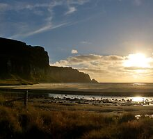 Sunrise Over the Catlins   by pictureit