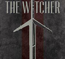 The Witcher by dustybeaulieu