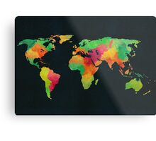We are colorful Metal Print